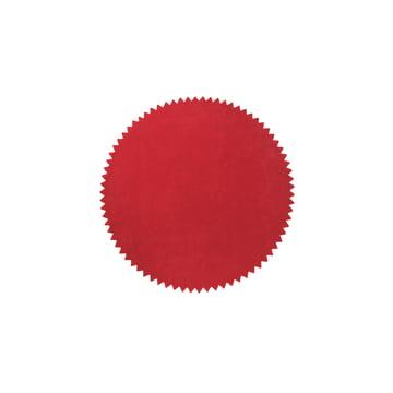 News Ø 150 cm von nanimarquina in Rot