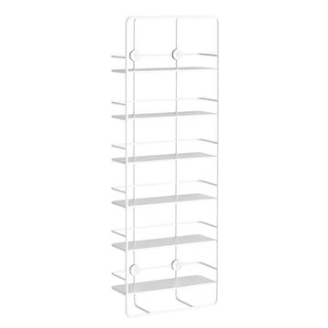 Coupé Vertical Shelf von Woud in Weiss