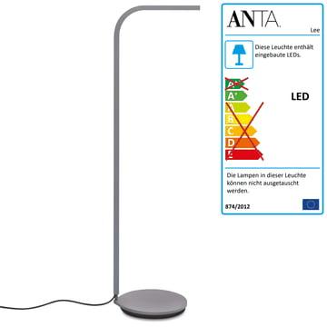 Anta - Lee LED Stehleuchte