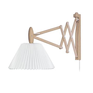 335 Sax Lamp Wandleuchte von Le Klint in Eiche hell