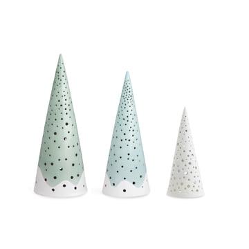 Nobili Teelichtleuchter Kegel von Kähler Design