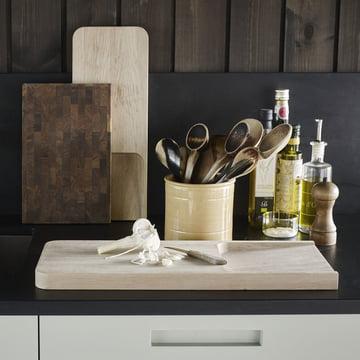 Chop Board von Skagerak mit zwei Ebenen