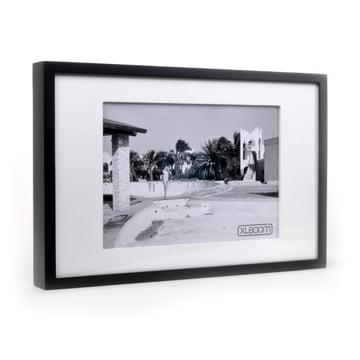 Berlin Frame in DIN A4 von XLBoom in Weiss / Schwarz