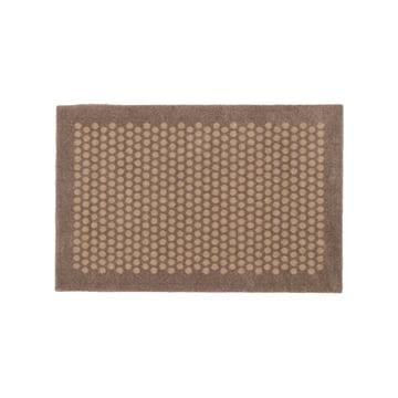 tica copenhagen - Dot Fussmatte, sand, 60 x 90 cm