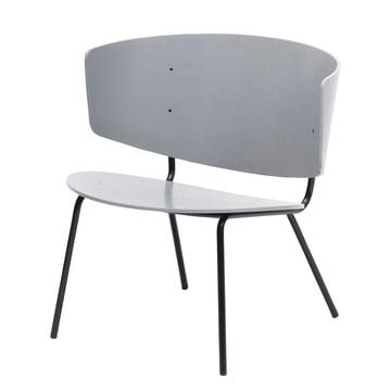 Herman Lounge Chair von ferm Living in Hellgrau