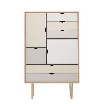 S5 Kommode mehrfarbig von Andersen Furniture