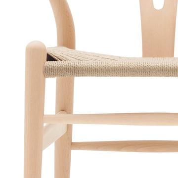 Carl Hansen - CH24 Wishbone Chair, Buche geseift