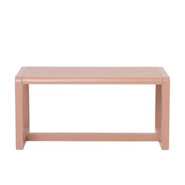 Little Architect Bank von ferm Living in Rosa