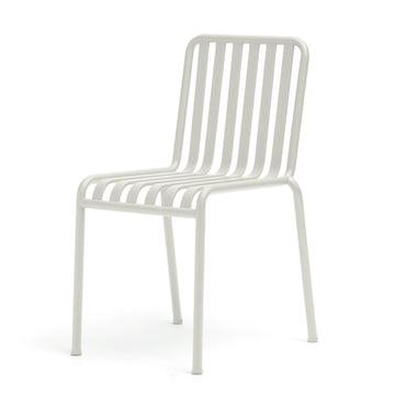 Der Hay Palissade Stuhl in Cremeweiss