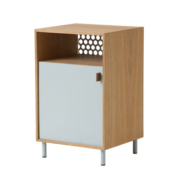 ferm Living - Cabinet, dusty blue