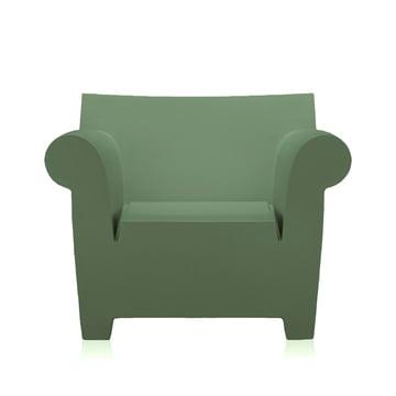 Kartell - Bubble Club Sessel, grün