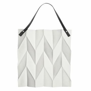 Iittala X Issey Miyake - Bag 42 x 43 cm, elfenbein