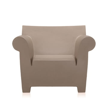 Kartell - Bubble Club Sessel, pulver