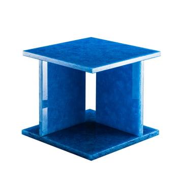 Font Tisch low H 36,2 cm von Pulpo in Ocean Blue