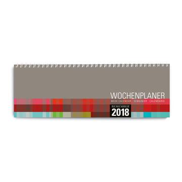 Wochenplaner 2018 von Remember