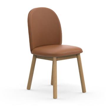 Der Normann Copenhagen - Ace Chair Tango Leather in brandy