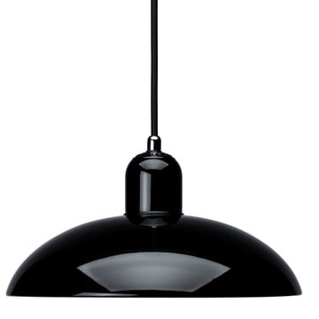 KAISER idell Pendelleuchte 6631-P, schwarz
