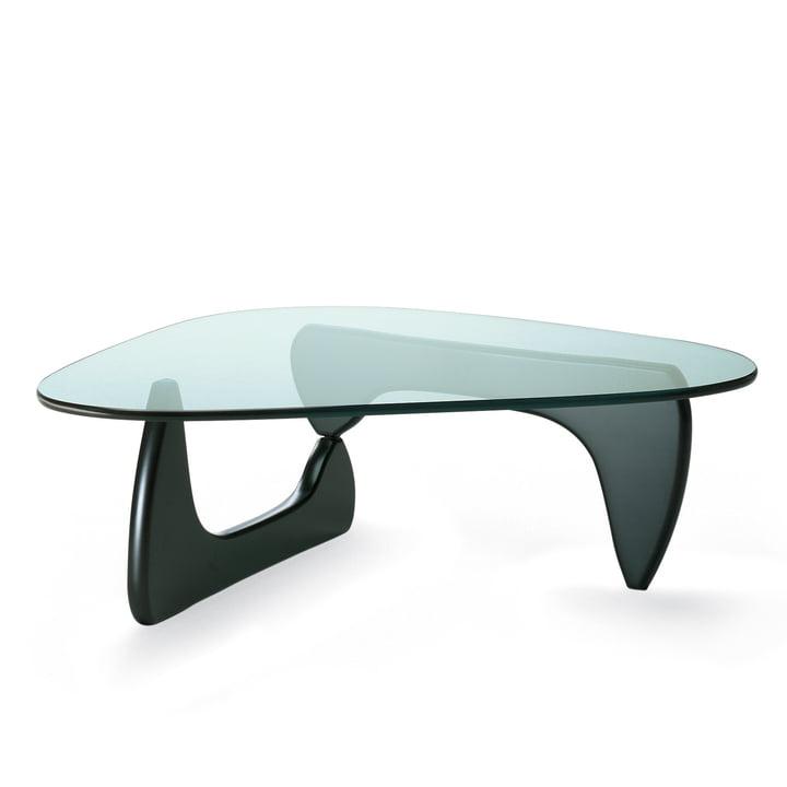 Vitra - Coffee Table in Esche schwarz