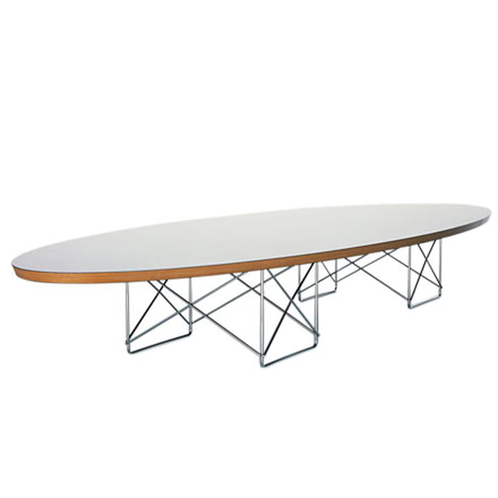 Elliptical Table
