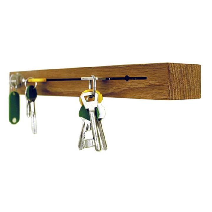 Schlüsselbrett von Pension für Produkte aus geöltem Eichenholz