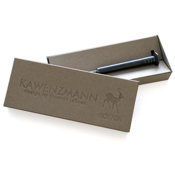 Kawenzmann mit Verpackung