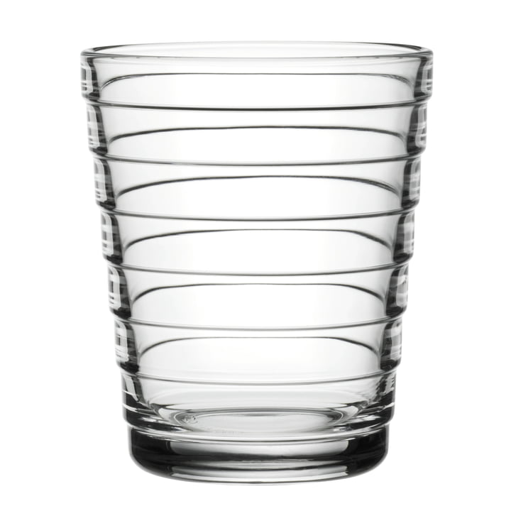 Aino Aalto Glasbecher 22 cl von Iittala in klar