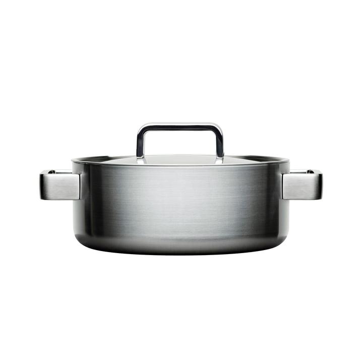 Iittala - Tools Topf mit Deckel, 22 cm, 3 l