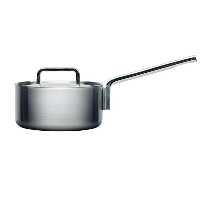 Iittala - Tools Stielkasserolle mit Deckel, 18 cm, 2 l