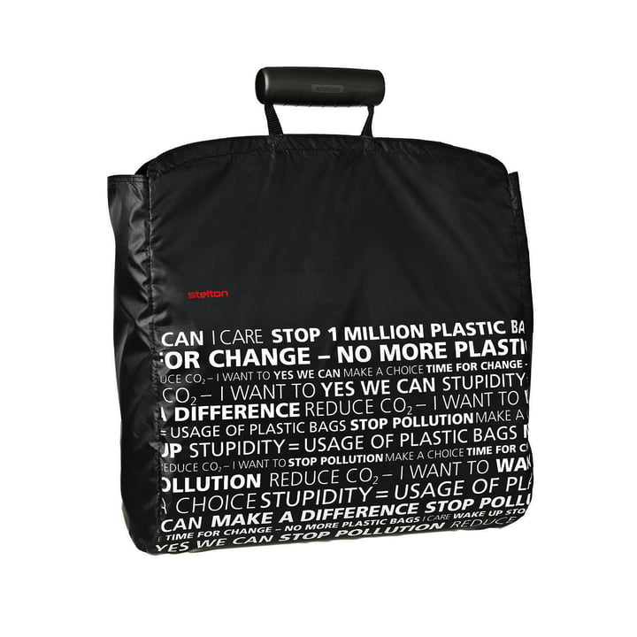 Shopper, schwarz - Statement