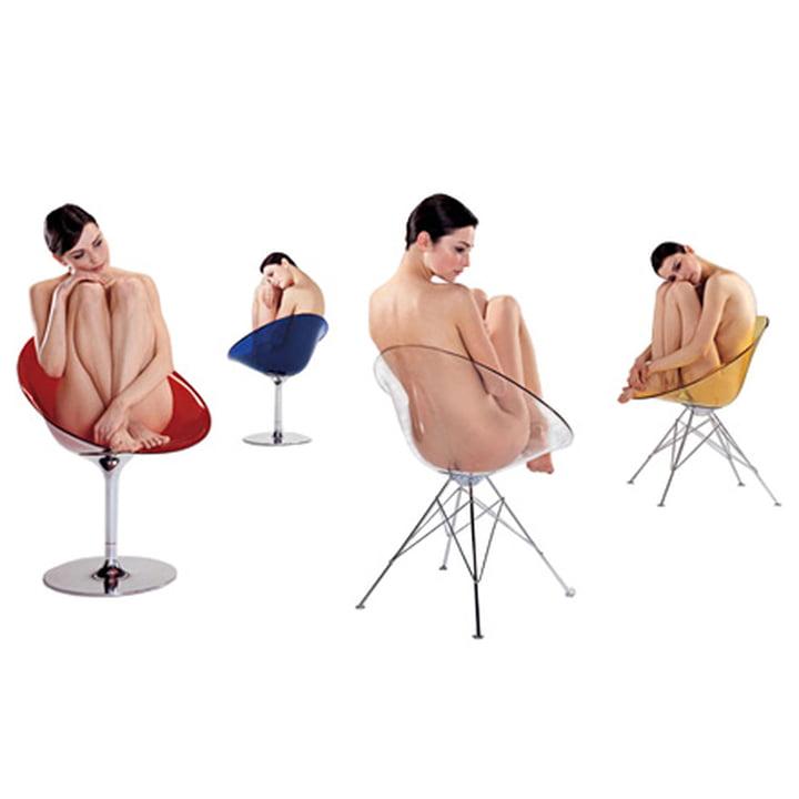 Schalensessel Ero|S| von Philippe Starck für Kartell