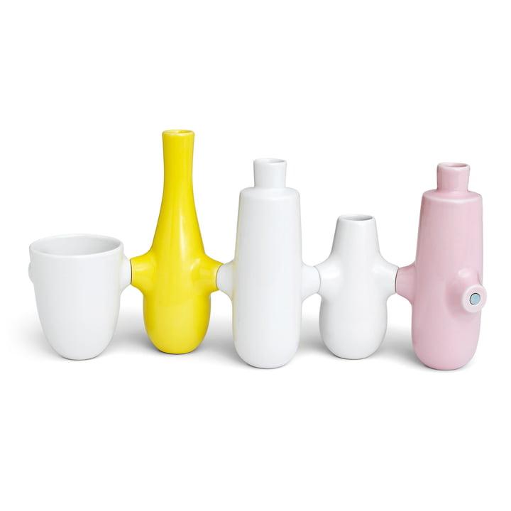 Fiducia Kerzenständer / Vasen von Kähler Design