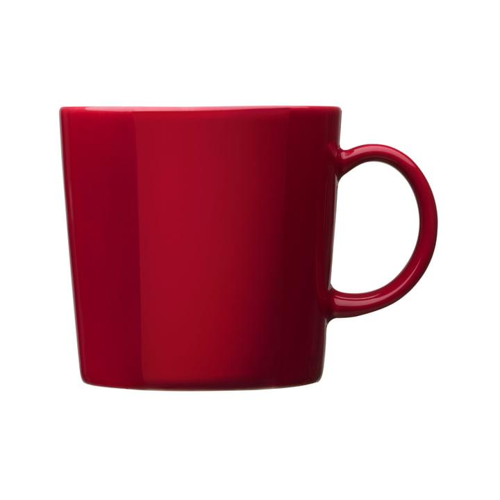 Iittala - Teema Becher mit Henkel 0,2 l, rot