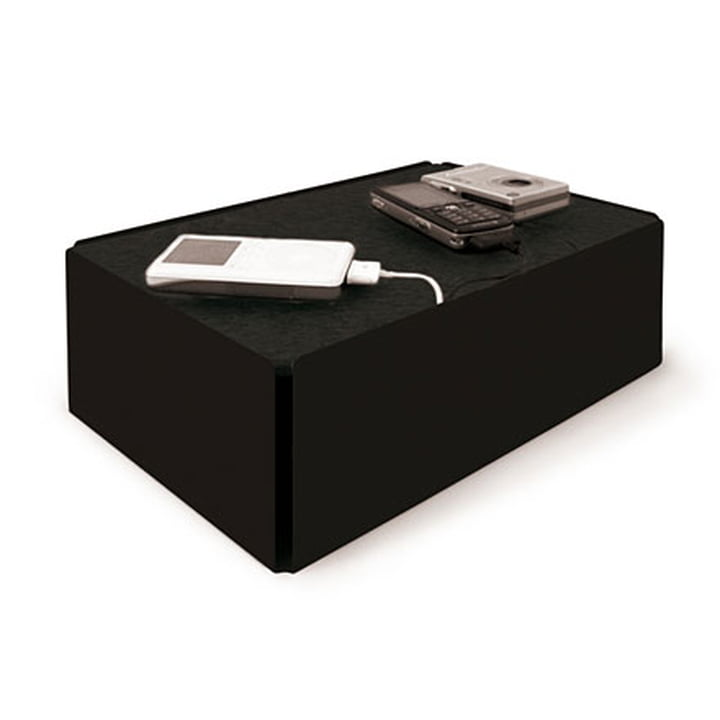 Charge-Box - schwarz / schwarz