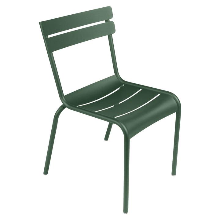 Luxembourg Stuhl von Fermob in Zederngrün
