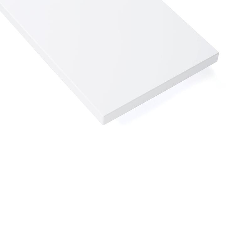 Regalboden (3er-Pack) von String in Weiss lackiert