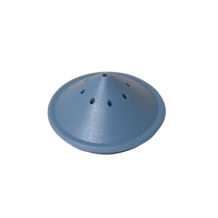 Alessi Deckel zu Salzmühle MGSAL, blau