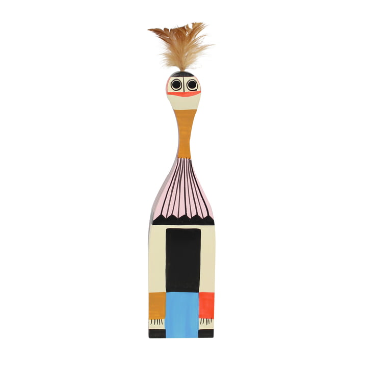 Vitra - Wooden Dolls - No. 1