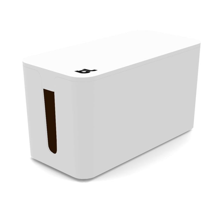 Bluelounge Cable-Box Mini - weiss