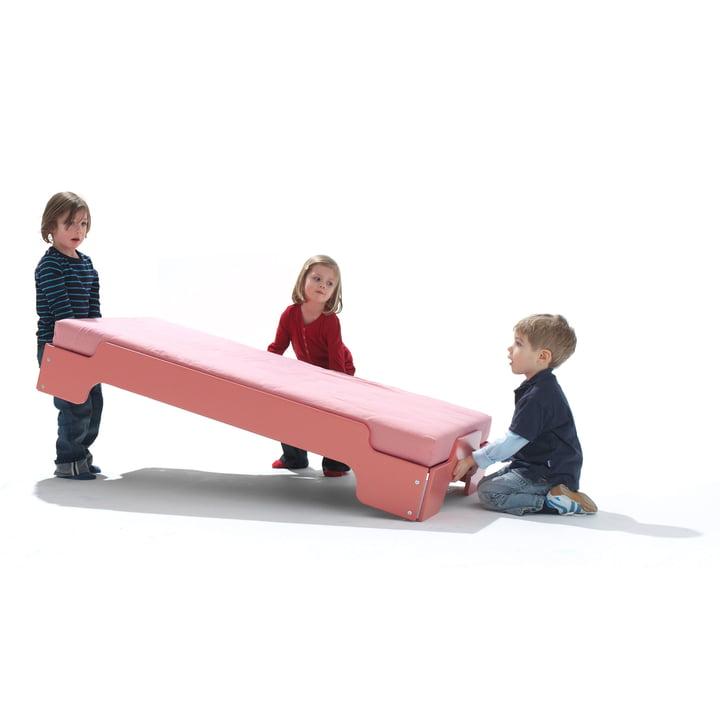 Müller Möbelwerkstätten - Stapelliege Kindergrösse