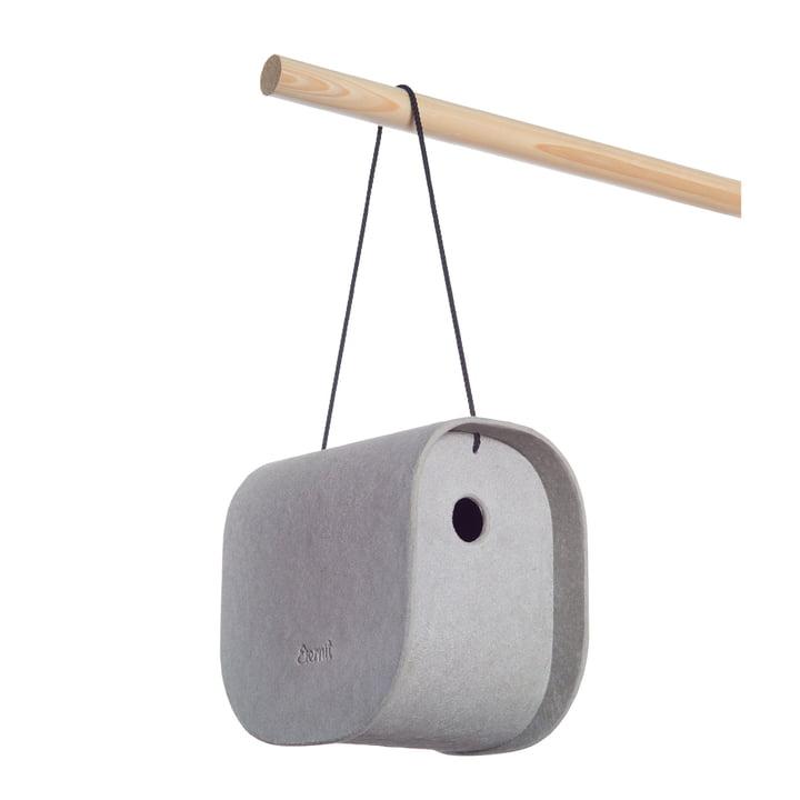 Eternit - Birdy Nistkasten, grau