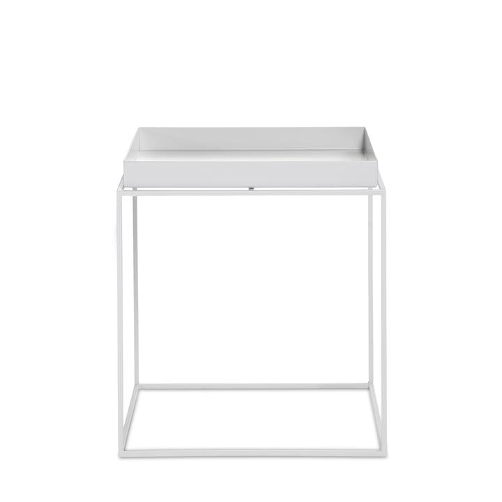 Tray Table 40 x 40 cm von Hay in Weiss