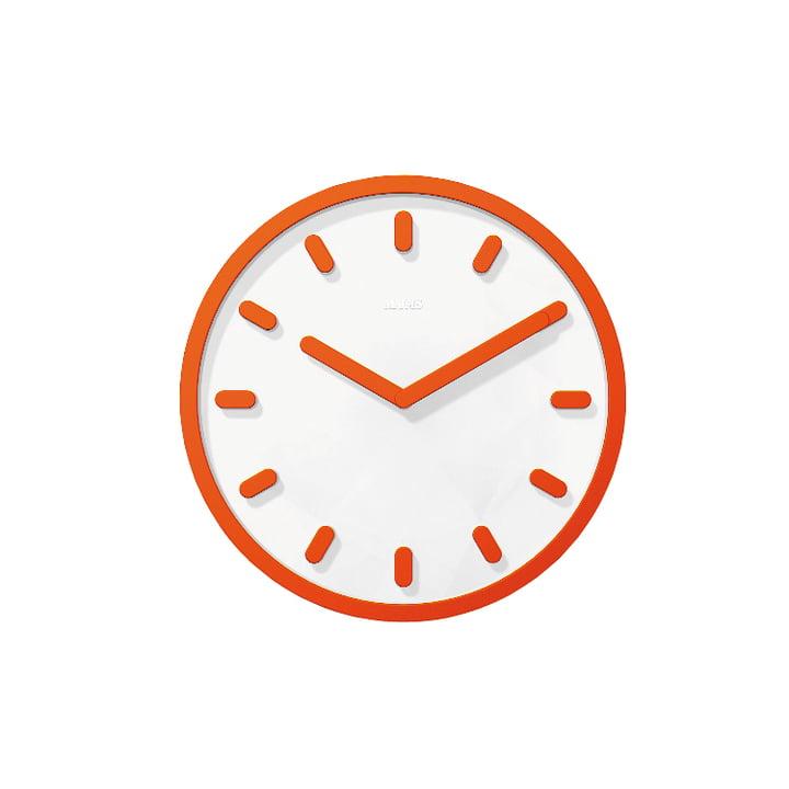 Magis - Tempo Wanduhr, orange