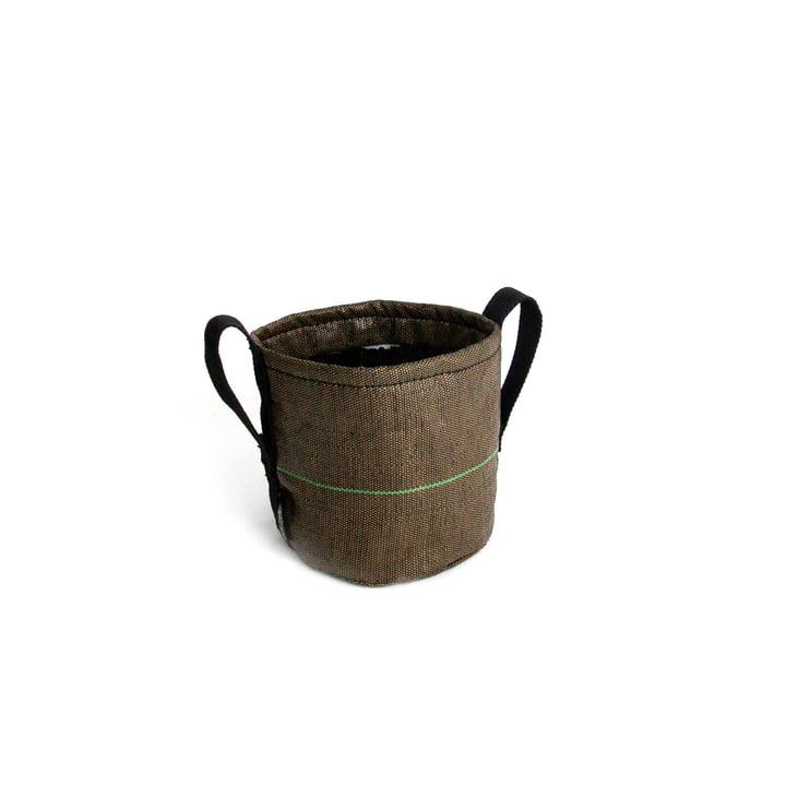 Pot Pflanztasche 3 l von Bacsac aus Geotextil