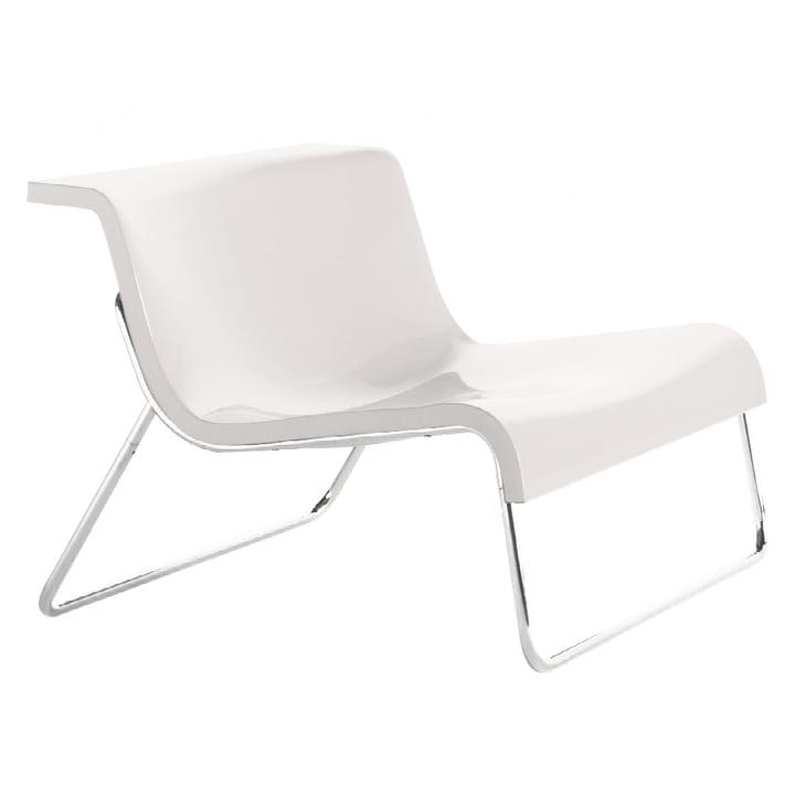 Kartell - Form Sessel, weiss