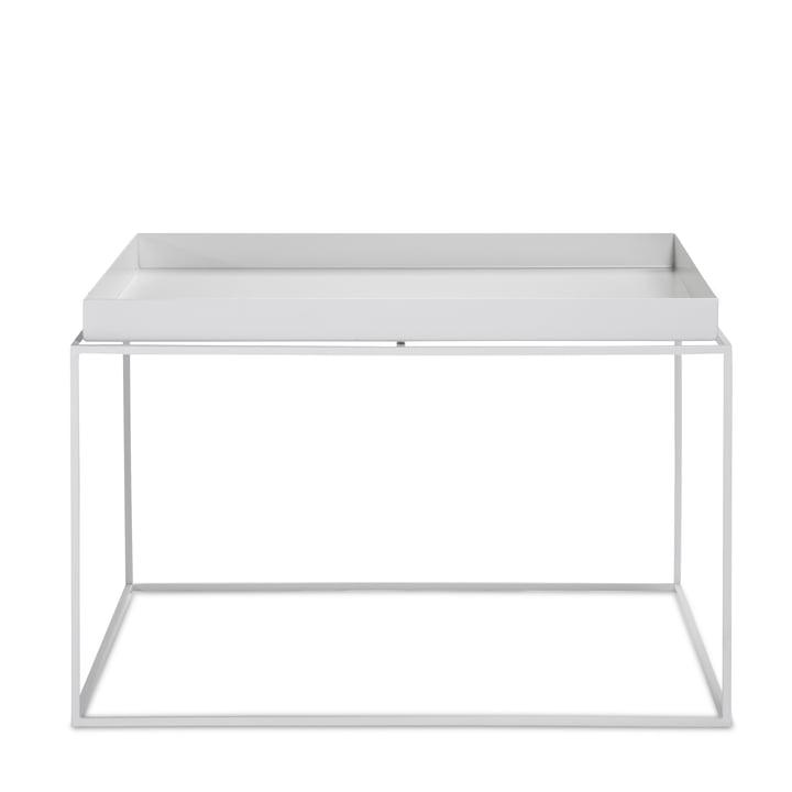 Tray Table 60 x 60 cm von Hay in Weiss