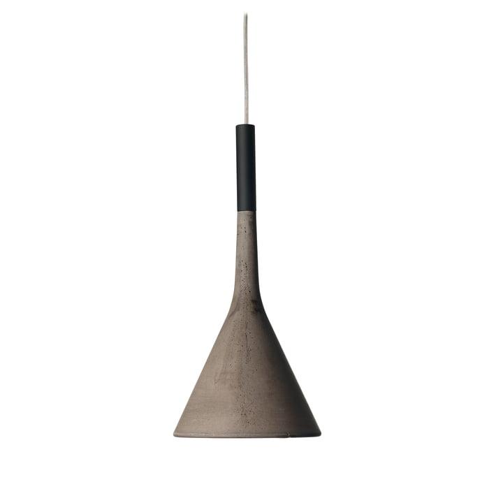 Die Foscarini - Aplomb Pendelleuchte in grau