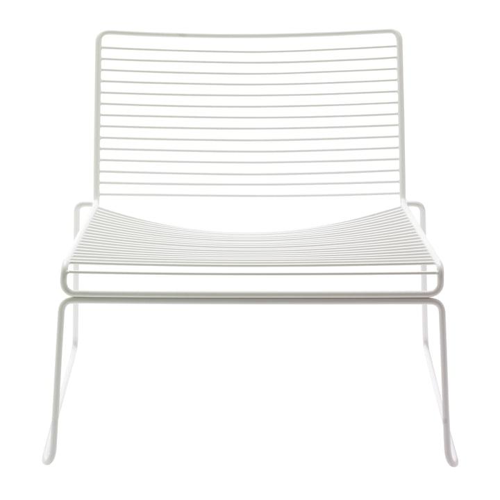 Hee Lounge Chair von Hay in Weiss