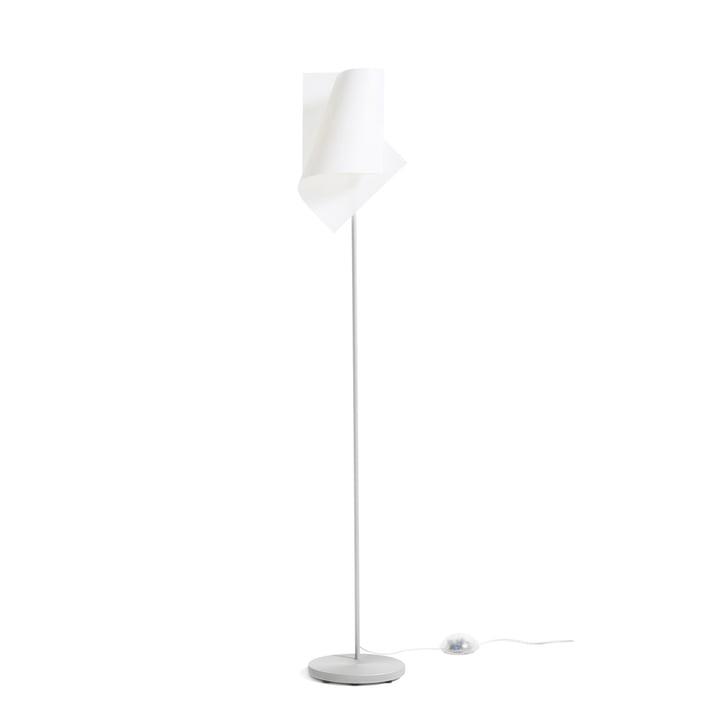 Domus - Loop Stehleuchte - 150 cm, Aluminium