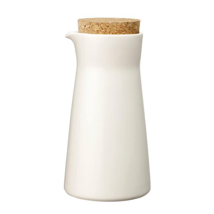 Teema Kännchen mit Korken, 0.2 l, weiss von Iittala
