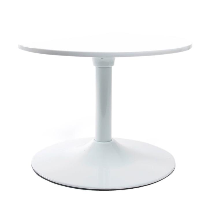 XLBoom - Ball Chair Tisch, weiss
